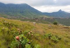 maluti mountains - clarens